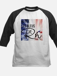 RightOn Les Bleus Baseball Jersey