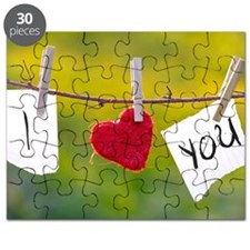 I Love You Puzzle