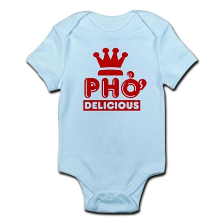 Pho King Delicious Body Suit