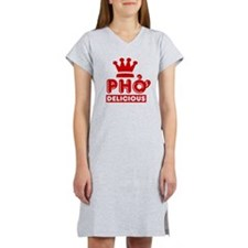 Pho King Delicious Women's Nightshirt