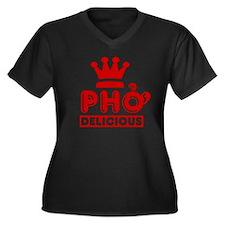 Pho King Delicious Plus Size T-Shirt