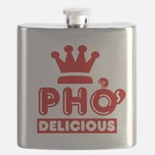 Pho King Delicious Flask