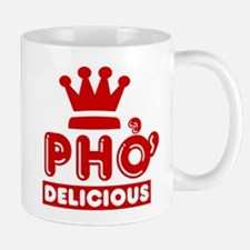 Pho King Delicious Mugs
