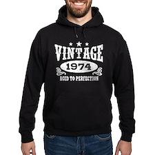 Vintage 1974 Hoodie