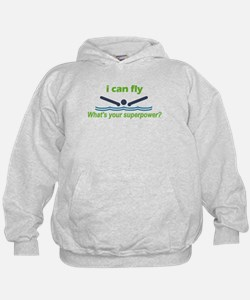 I can fly! Hoodie