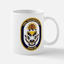 USS Roosevelt DDG-80 Mug