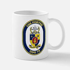 DDG 78 USS Porter Mug