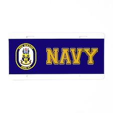 USS O'Kane DDG-77 Aluminum License Plate