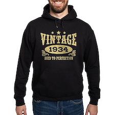 Vintage 1934 Hoodie