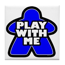 Play With me Tile Coaster