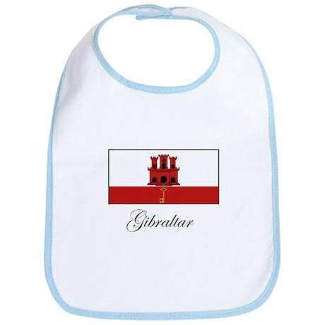 Gibraltar - Flag Bib
