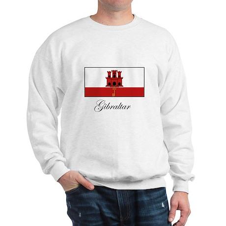 Gibraltar - Flag Sweatshirt