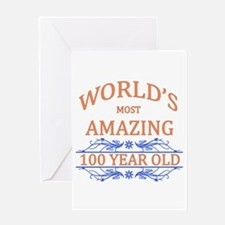 World's Most Amazing 100 Year Old Greeting Card
