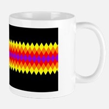 Cute Seminole indian patchwork Mug