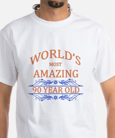 World's Most Amazing 90 Year Old Shirt