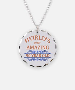 World's Most Amazing 90 Year Necklace