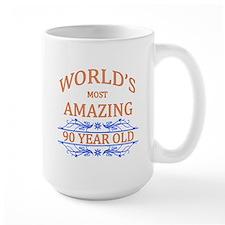 World's Most Amazing 90 Year Old Mug