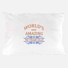 World's Most Amazing 90 Year Old Pillow Case