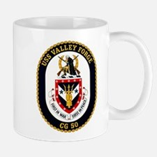 USS Valley Forge CG-50 Mugs