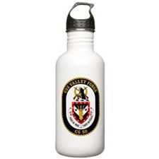 USS Valley Forge CG-50 Water Bottle