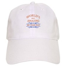 World's Most Amazing 80 Year Old Baseball Cap