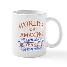 World's Most Amazing 80 Year Old Mug