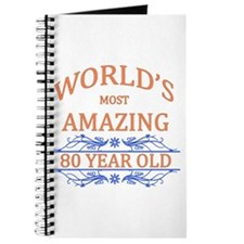 World's Most Amazing 80 Year Old Journal