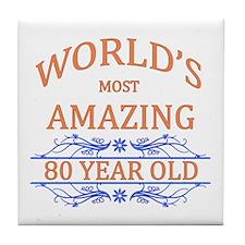 World's Most Amazing 80 Year Old Tile Coaster