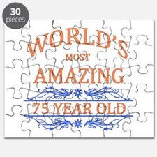 World's Most Amazing 75 Year Old Puzzle