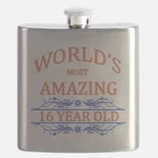 World's Most Amazing 16 Year Old Flask