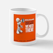 CLOJudah ShoutOuts Drops Mugs