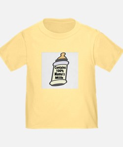 Contains 100% Mama's Milk Infant / T