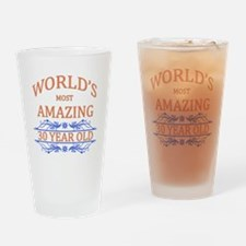 World's Most Amazing 30 Year Old Drinking Glass