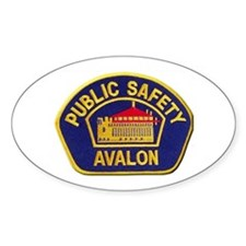 Avalon Public Safety Decal