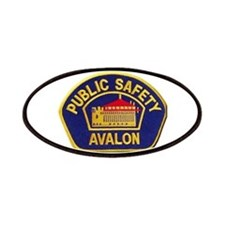 Avalon Public Safety Patches