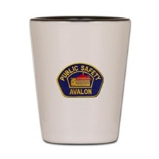 Avalon Public Safety Shot Glass