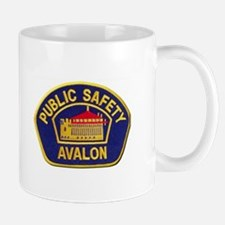Avalon Public Safety Mugs