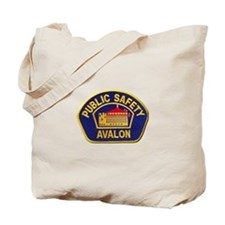 Avalon Public Safety Tote Bag