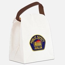 Avalon Public Safety Canvas Lunch Bag