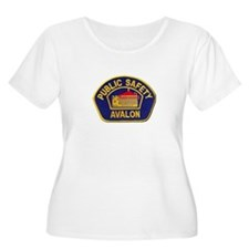 Avalon Public Safety Plus Size T-Shirt