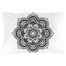 Yogini Mandala Pillow Case