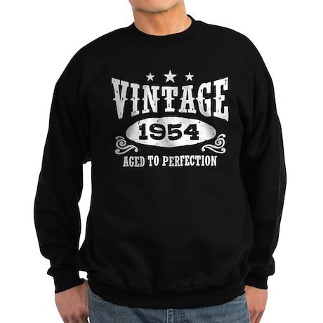 Vintage 1954 Sweatshirt (dark)