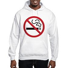 No Smoking Icon Hoodie