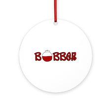 Bobber Ornament (Round)