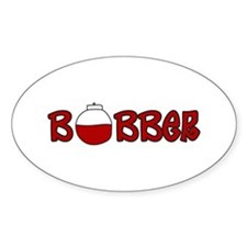 Bobber Decal