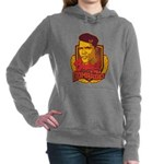 Barack is My Comrade Women's Hooded Sweatshirt