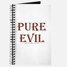 Pure Evil Journal