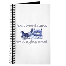 Morticians are a dying breed Journal