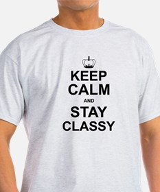 Keep Calm and Stay Classy 2014 T-Shirt