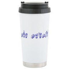 Mrs. Mainor Travel Mug